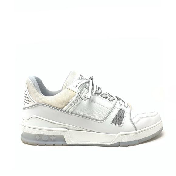 lv trainer sneaker